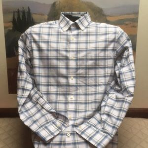 Men's St John's Bay Plaid Long Sleeve Shirt